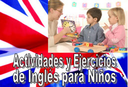 Actividades de inglés para niños